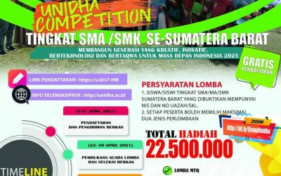 Unidha Competition 2021